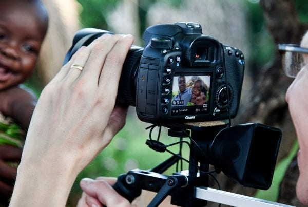 5 Types of Videos Every Nonprofit Needs Header Tectonic